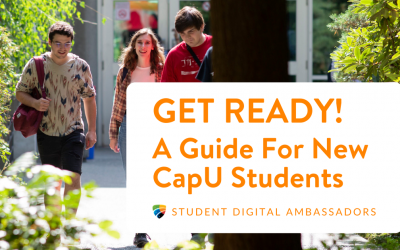 Get Ready: A Guide For New CapU Students